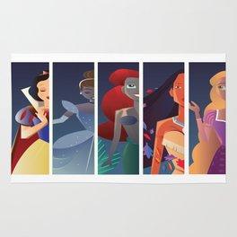 Princesses Rug