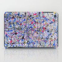 trip iPad Cases featuring TRIP by Art Book Of  Amanda