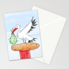 It's a Baby! Stationery Cards