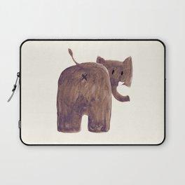 Elephant's butt Laptop Sleeve
