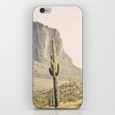 Superstitious Mountain iPhone & iPod Skin
