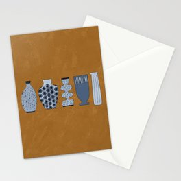 Vase convention Stationery Cards