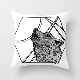 Wolfe Throw Pillow
