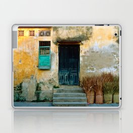 VIETNAMESE FACADE of HOI AN Laptop & iPad Skin