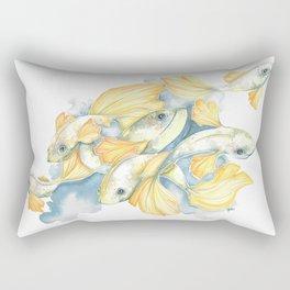 Ginko Fish Rectangular Pillow