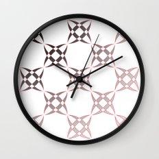 Checker C3 Wall Clock