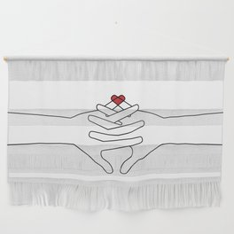 The Power of Love Wall Hanging