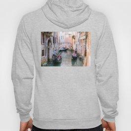 Exploring Venice by Gondola Hoody