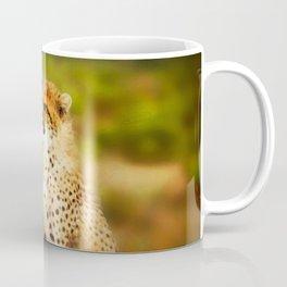 Pair of Cheetahs Coffee Mug