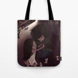 Follow the Mice Tote Bag