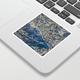 Botanical Gardens - Holographic Mineral #360 Sticker