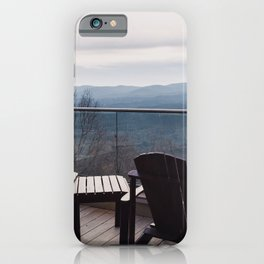 You Can Sit With Me iPhone Case