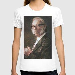 Isaac Asimov - Painting  T-shirt