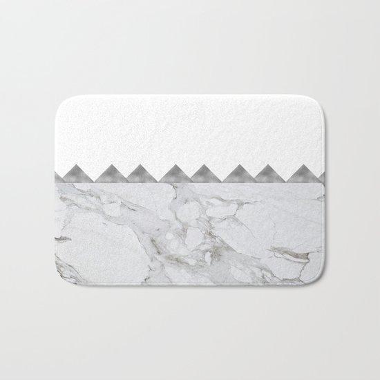Adoring Grey Bath Mat