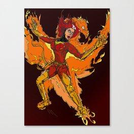 X-Men: Phoenix [Jean Gray] Canvas Print