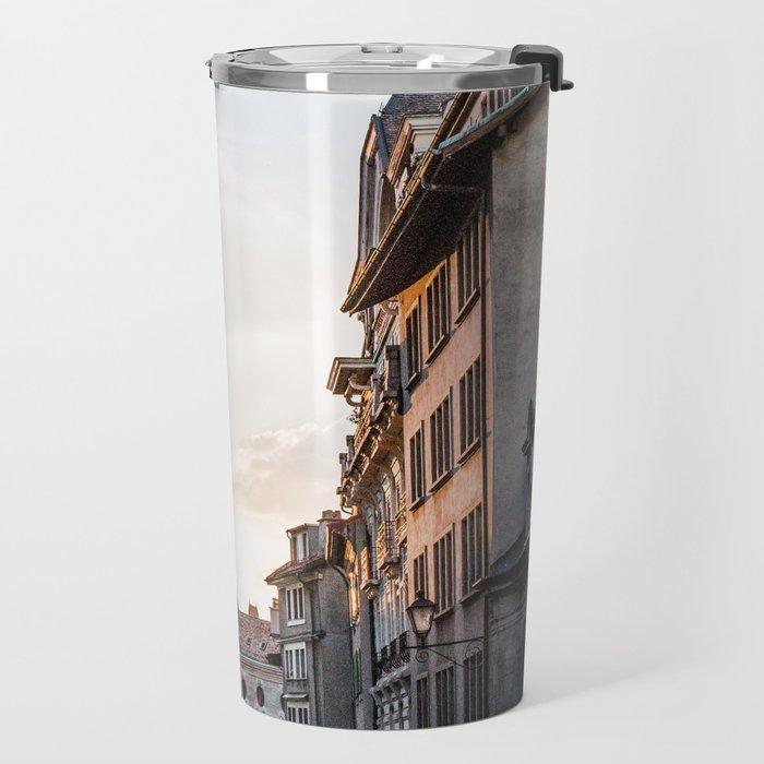 Old Geneva Travel Mug