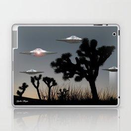 Joshua Tree Space Invasion by C.Reyes Laptop & iPad Skin