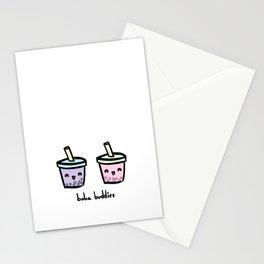 Boba Buddies Stationery Cards