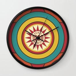 Pinball 2 Retro game Wall Clock