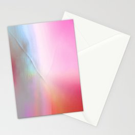 Wabi Sabi Mended Rainbow Gradient Stationery Cards