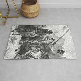Don Quijote Rug