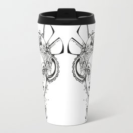 Francais- Request on her death bed Travel Mug