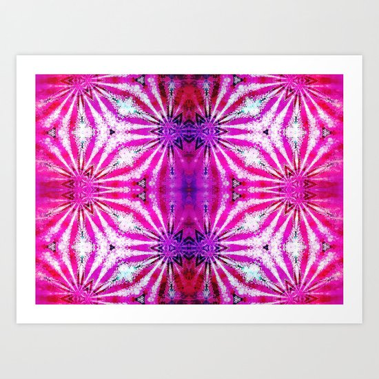 JAGGUBING Art Print