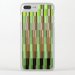 Kaleidoscope | Lotus Seed Pod Clear iPhone Case