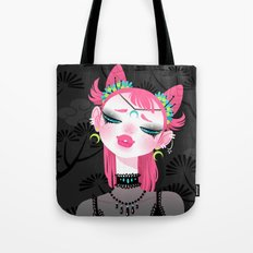 Bitch Please: Sailor Chibi Moon Tote Bag