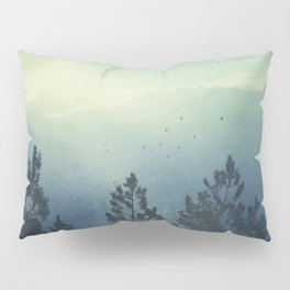 Waking Country Pillow Sham