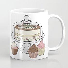 Neapolitan Coffee Mug