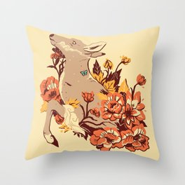 Choice and Consequence  Throw Pillow