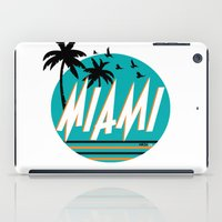mia wallace iPad Cases featuring MIA  by FRSHCo.