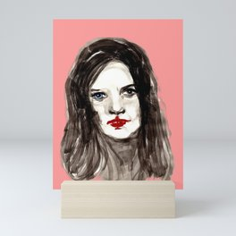 Girl Mini Art Print