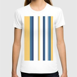 Vintage 1950s stripes T-shirt