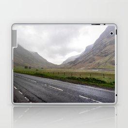 Scotland Glen Coe Laptop & iPad Skin