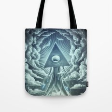 War Of The Worlds I. Tote Bag