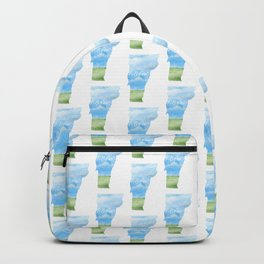 Vermont Home State Backpack