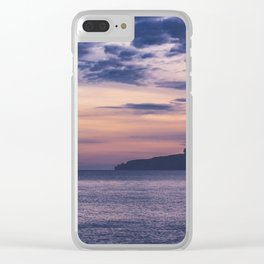 You & I Clear iPhone Case