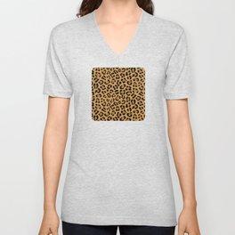 Leopard Prints Unisex V-Neck