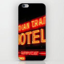 Indian Trail iPhone Skin