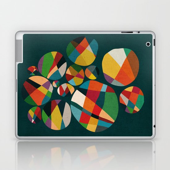 Wheel of fortune Laptop & iPad Skin