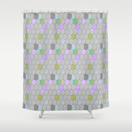 Luck of the Dragon Shower Curtain