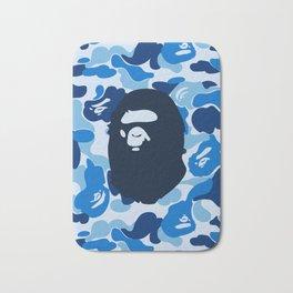 Hypebeast ape Camo Pattern Bath Mat