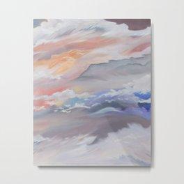 Cloudscape 2 Metal Print