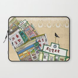 old houses Laptop Sleeve