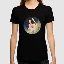 Pink Daylily T-shirt