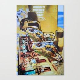Terrapin Station Canvas Print