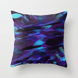 As The Night Belongs To Lovers Throw Pillow