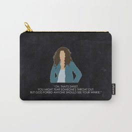 Being Human - Daisy Hannigan-Spiteri Carry-All Pouch